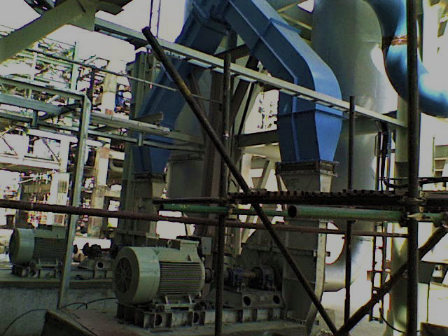 APPLICATION OF INSULATION AND REFRACTORY